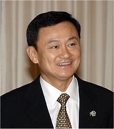 photo of Thaksin by www.kremlin.ru